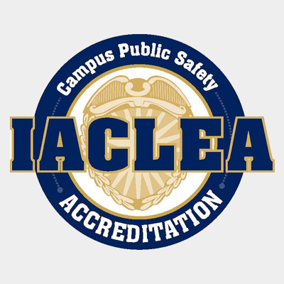 IACLEA Campus Public Safety Accreditation Emblem image.